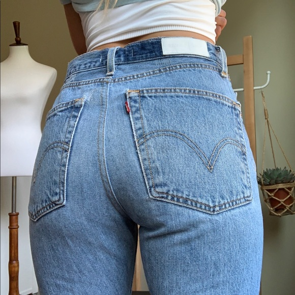 Re/Done Denim - Re/Done❤️Levi's jeans